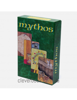 Міфи. Mythos. Метафоричні асоціативні...